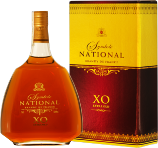 Symbole National Brandy X.O. + GB 40% 0,7l