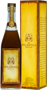Atlantico Privat Cask Grand Reserva + GB 40% 0,7l