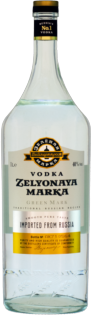 Green Mark Wheat Vodka 40% 1l
