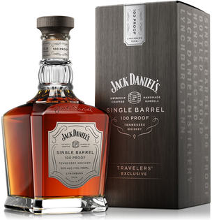 Whisky Jack Daniel's Single Barrel 100 Proof + GB 50% 0,7l