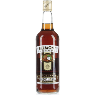 Belmont Estate Gold Coconut 40% 0,7l