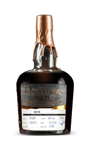 Dictador The Best of 1981 44% 0,7l