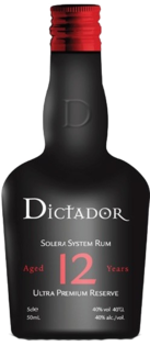 Mini Dictador 12 YO 40% 0,05l
