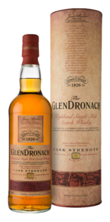 Whisky GlenDronach Cask Strenght No.4 + GB 54,7% 0,7l