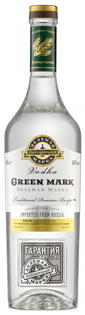 Green Mark Wheat Vodka 40% 0,5l