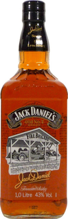 Whisky Jack Daniel's Scenes from Lynchburg No. 12 43% 1l