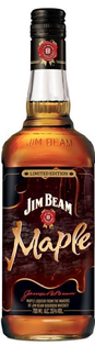 Whisky Jim Beam Maple Limited Edition 35% 0,7l