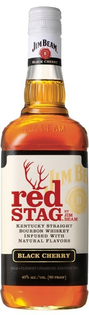 Whisky Jim Beam Red Stag 40% 0,7l