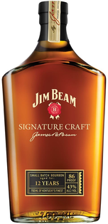 Whisky Jim Beam Signature Craft 12 YO Limited Edition 43% 0,7l