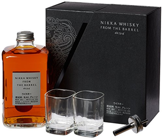 Whisky Nikka From The Barrel + 2 poháre 51,4% 0,5l