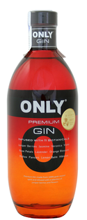 Only Gin Premium 43% 0,7l