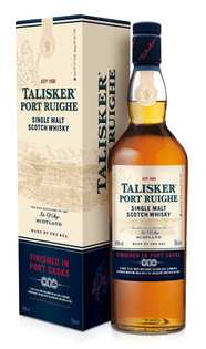 Whisky Talisker Port Ruighe + GB 45,8% 0,7l