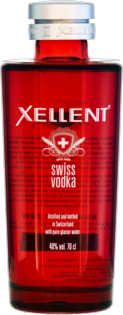 Xellent Swiss Vodka 40% 0,7l