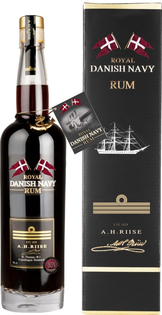 A.H.Riise Danish Navy + GB 55% 0,7l
