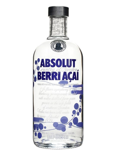 Vodka Absolut Berri Acai 40% 0,7l