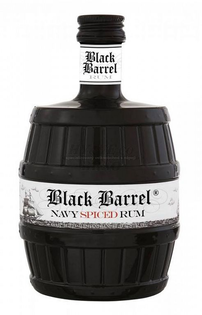 A.H.Riise Black Barrel 40% 0,7l