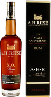 A.H.Riise XO 175 Years Anniversary + GB 42% 0,7l