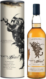Whisky Peat's Beast + GB 46% 0,7l