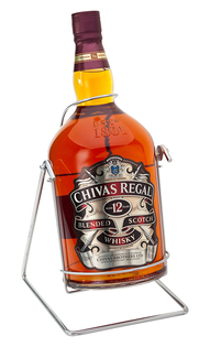 Whisky Chivas Regal 12 YO stojan 40% 4,5l