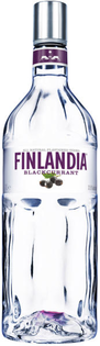 Vodka Finlandia Blackcurrant 37,5% 1l