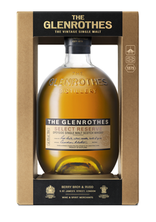 Whisky Glenrothes Select Reserve + GB 43% 0,7l