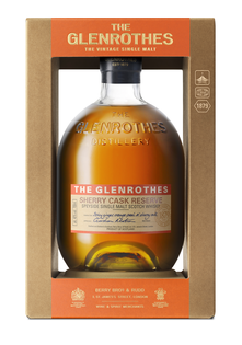 Whisky Glenrothes Sherry Cask + GB 40% 0,7l