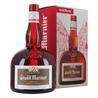 Grand Marnier Cordon Rouge + GB 40% 1l