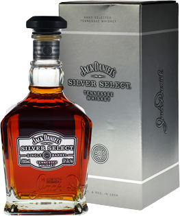 Whisky Jack Daniel's Silver Select + GB 50% 0,7l