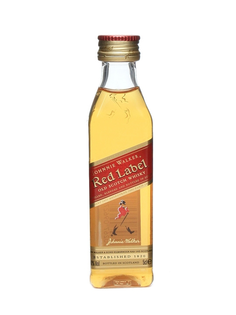 Mini Johnnie Walker Red Label 40% 0,05l