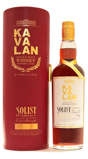 Whisky Kavalan Solist Sherry + GB 57,1% 0,7l