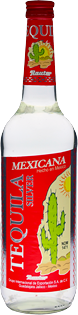 Tequila Mexicana Silver 38% 0,7l