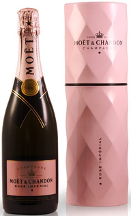 Moët & Chandon Rose Tie + GB 12% 0,75l