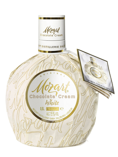 Mozart White Chocolate Cream 15% 0,5l