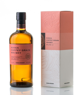 Whisky Nikka Coffey Grain + GB 45% 0,7l
