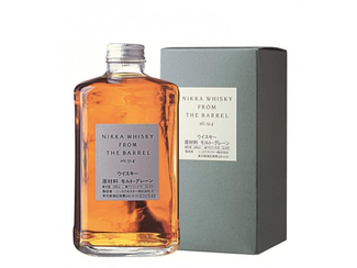 Whisky Nikka From The Barrel + GB 51,4% 0,5l