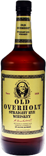 Whisky Old Overholt 40% 1l