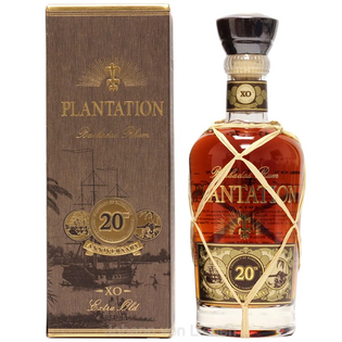 Plantation Barbados Extra Old 20th Ann. 40% 0,7l