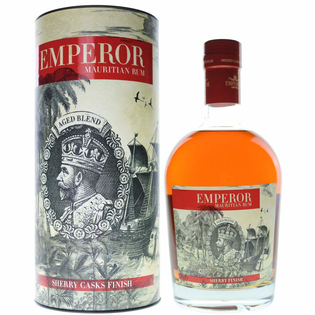 Emperor Sherry finish GB 40% 0,7L