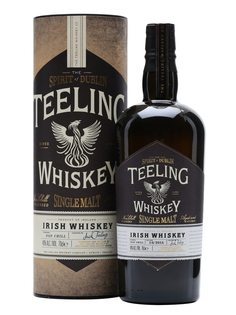 Whisky Teeling Single Malt + GB 46% 0,7l