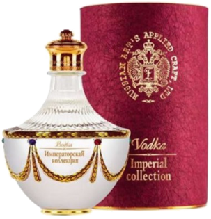 Vodka Tsarskaya Super Imperial Collection 40% 0,7l