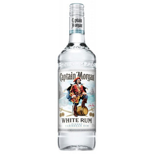Captain Morgan White 37,5% 1l