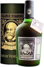 Diplomatico Reserva Exclusiva 12 YO + GB 40% 0,7l