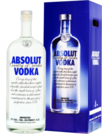 Vodka Absolut 40% + GB 4,5l