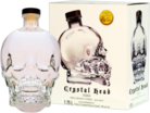 Vodka Crystal Head Magnum + GB 40% 1,75l