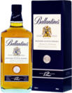 Whisky Ballantines 12 YO + GB 40% 1l