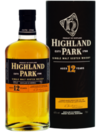 Whisky Highland Park 12 YO + GB 40% 0,7l