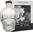 Vodka Crystal Head + GB 40% 0,7l