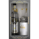 Vodka Beluga Noble + Caviar dish 40% 0,7L