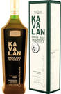 Whisky Kavalan Concertmaster + GB 40% 0,7l