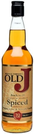 Old J Batch No.21 Spiced Rum 35% 0,7l